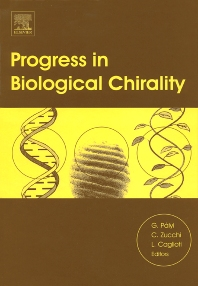 Cover image for Progress in Biological Chirality