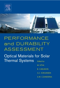 Performance and Durability Assessment: - 1st Edition - ISBN: 9780080444017, 9780080538631