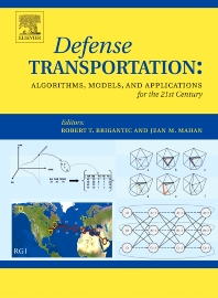 Cover image for Defense Transportation: Algorithms, Models and Applications for the 21st Century