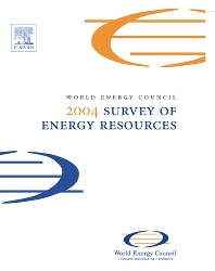 Cover image for 2004 Survey of Energy Resources