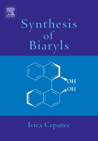 Cover image for Synthesis of Biaryls