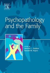 Cover image for Psychopathology and the Family
