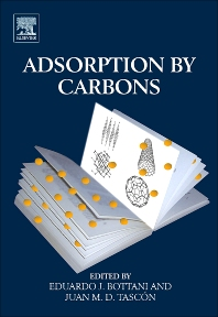 Cover image for Adsorption by Carbons