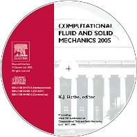 Computational Fluid and Solid Mechanics 2005  - CD Rom