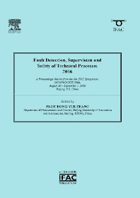 Cover image for Fault Detection, Supervision and Safety of Technical Processes 2006