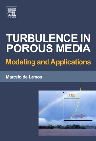 Cover image for Turbulence in Porous Media