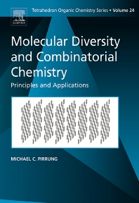 Cover image for Molecular Diversity and Combinatorial Chemistry