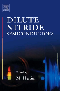 Dilute Nitride Semiconductors - 1st Edition - ISBN: 9780080445021, 9780080455990