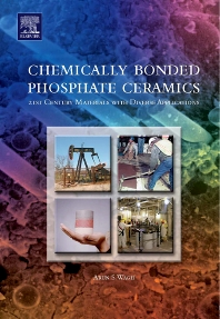 Cover image for Chemically Bonded Phosphate Ceramics