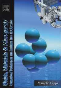 Cover image for Fluids, Materials and Microgravity