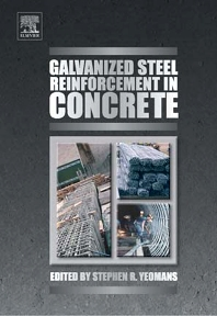 Cover image for Galvanized Steel Reinforcement in Concrete