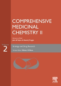 Comprehensive Medicinal Chemistry II, 1st Edition,Walter Moos,ISBN9780080445151