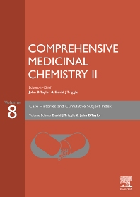 Comprehensive Medicinal Chemistry II, 1st Edition,John Taylor,David Triggle,ISBN9780080445212