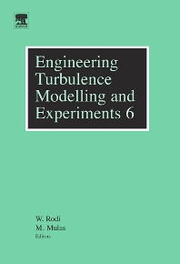 Cover image for Engineering Turbulence Modelling and Experiments 6