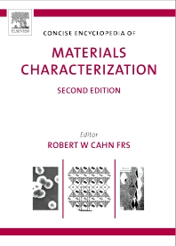 Concise Encyclopedia of Materials Characterization, 2nd Edition,Robert Cahn,ISBN9780080445472