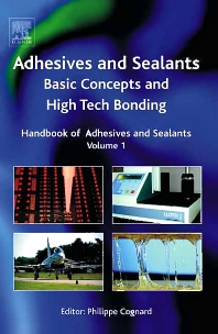 Handbook of Adhesives and Sealants - 1st Edition - ISBN: 9780080445540, 9780080534091
