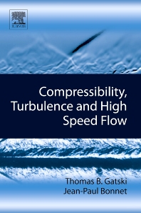 Cover image for Compressibility, Turbulence and High Speed Flow