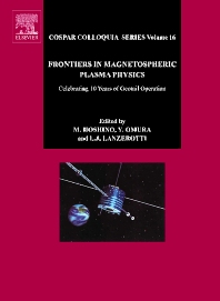 Frontiers in Magnetospheric Plasma Physics - 1st Edition - ISBN: 9780080445731, 9780080472379