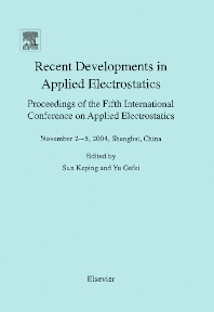 Cover image for Applied Electrostatics (ICAES 2004)