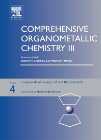 Comprehensive Organometallic Chemistry III - 1st Edition - ISBN: 9780080445946