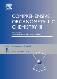 Comprehensive Organometallic Chemistry III, 1st Edition,Allan Canty,ISBN9780080445984