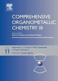 Comprehensive Organometallic Chemistry III - 1st Edition - ISBN: 9780080446011