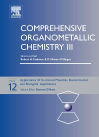 Comprehensive Organometallic Chemistry III - 1st Edition - ISBN: 9780080446028