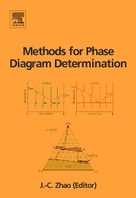 Methods for Phase Diagram Determination, 1st Edition,Ji-Cheng Zhao,ISBN9780080446295