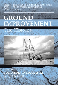 Ground Improvement, 1st Edition,Cholachat Rujikiatkamjorn,Buddhima Indraratna,Professor Jian Chu,ISBN9780080446332