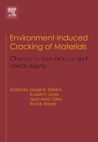 Environment-Induced Cracking of Materials - 1st Edition - ISBN: 9780080446356, 9780080559445