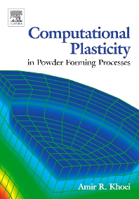 Cover image for Computational Plasticity in Powder Forming Processes
