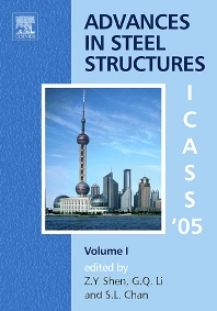 Cover image for Fourth International Conference on Advances in Steel Structures
