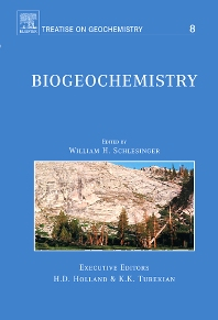 Cover image for Biogeochemistry