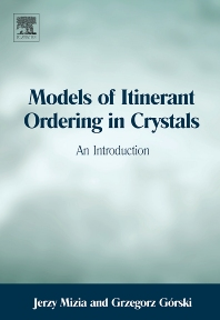 Cover image for Models of Itinerant Ordering in Crystals