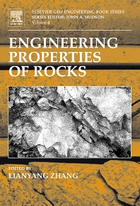 Engineering  Properties  of Rocks, 1st Edition,Lianyang Zhang,ISBN9780080446721