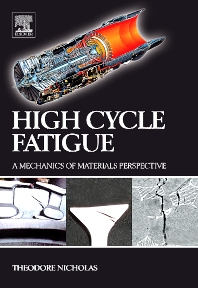 Cover image for High Cycle Fatigue