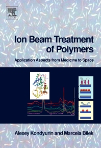 Cover image for Ion Beam Treatment of Polymers