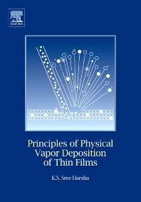 Cover image for Principles of Vapor Deposition of Thin Films