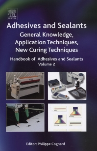 Cover image for Handbook of Adhesives and Sealants