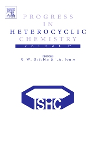 Progress in Heterocyclic Chemistry, 1st Edition,Gordon Gribble,J. Joule,ISBN9780080447117