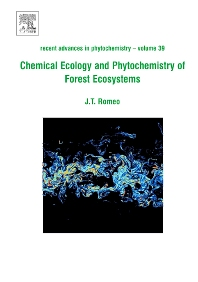 Cover image for Chemical Ecology and Phytochemistry of Forest Ecosystems