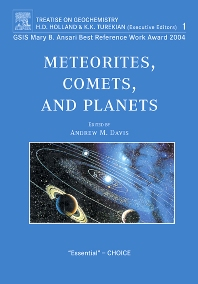 Meteorites, Comets, and Planets - 1st Edition - ISBN: 9780080447209, 9780080525358