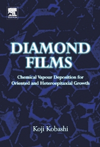 Diamond Films, 1st Edition,Koji Kobashi,ISBN9780080447230