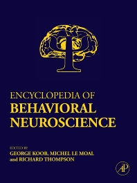 Cover image for Encyclopedia of Behavioral Neuroscience