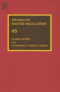 Advances in Enzyme Regulation, 1st Edition,George Weber,ISBN9780080447384