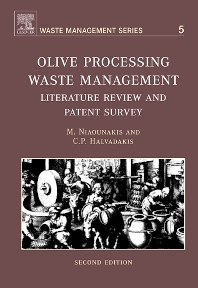 Olive Processing Waste Management - 2nd Edition - ISBN: 9780080448510, 9780080461809