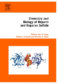 Cover image for Chemistry and Biology of Heparin and Heparan Sulfate