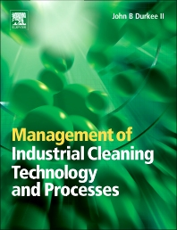 Cover image for Management of Industrial Cleaning Technology and Processes