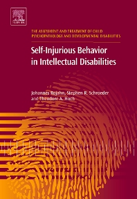 Book Series: Self-Injurious Behavior in Intellectual Disabilities