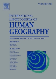 International Encyclopedia of Human Geography - 1st Edition - ISBN: 9780080449111, 9780080449104